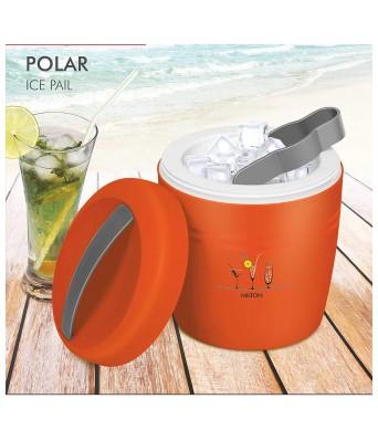 Milton Polar Ice Storage Pail, 1.5 LTR, Orange