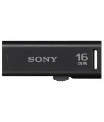 Sony Micro Vault Classic USB 2.0 16 GB Pendrive (Black)
