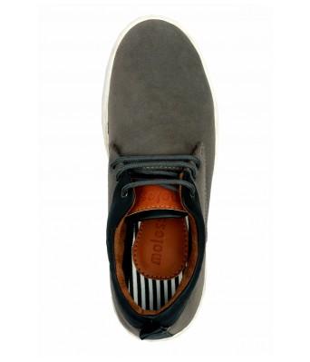 Molessi Grey Casual Shoes