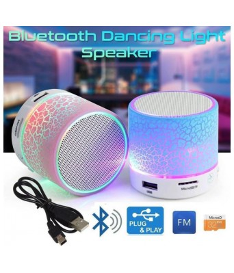 Vizio Wireless Dancing Lighting Bluetooth Speaker ( 1 Unit )