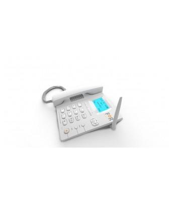 F1 + Model (White) Landline Phone for Home & Office