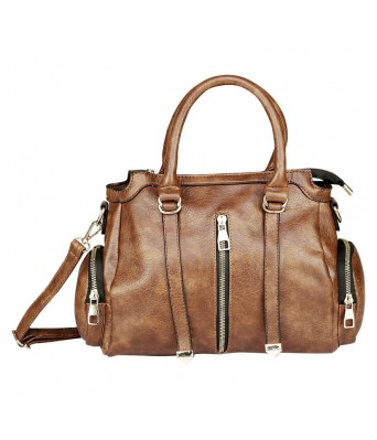 Caterfly Womens Stylish Original Leather Hand Held Tote & Sling Bag   Shoulder Bag