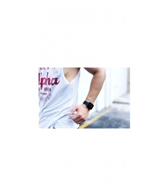 Realme Classic Watch  (Black Strap, Regular)