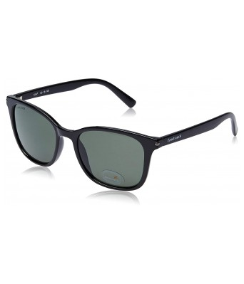 Fastrack UV Protected Square Men's Sunglasses - (P418GR1|53|Green Color Lens)