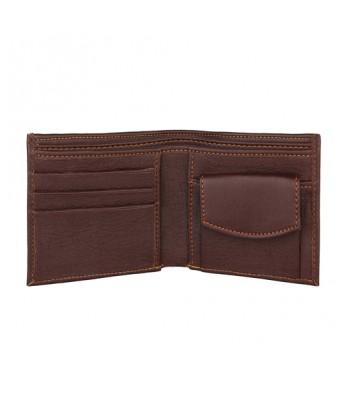 Cherryland Mens Dark Brown Stylish  Wallet