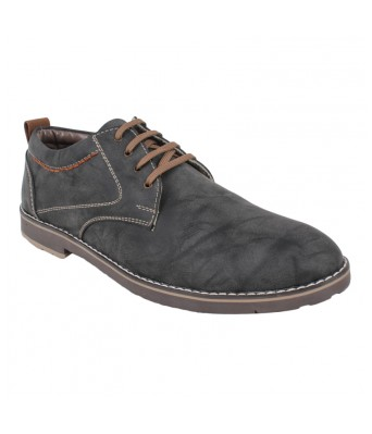 Yellow Tree Black Mens Casual Shoes