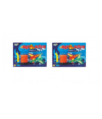 Virgo Toys Hot Fist Action Pack of 2 (Multicolor)
