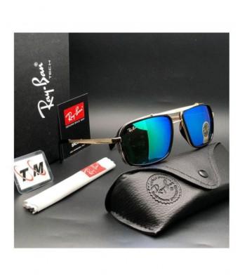 Crazy UV Protected Aqua Blue Mercury sunglasses For Mens