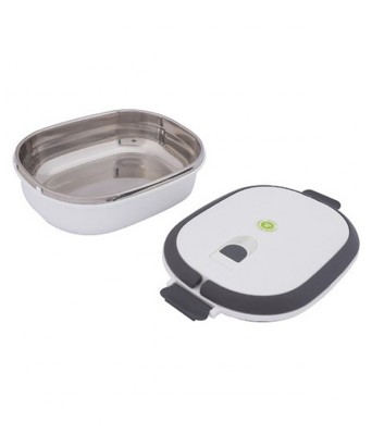 Single Stainless Steel Lunch Box